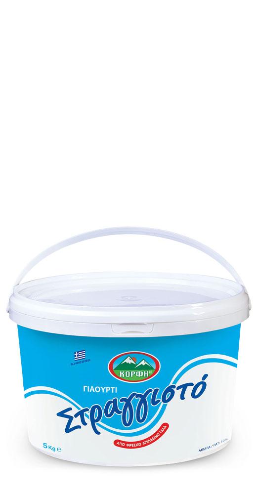Greek Strained yogurt 10% fat